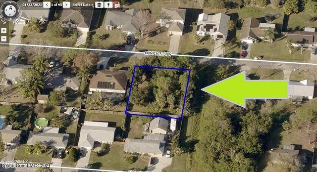 714 Munich Street NW, Palm Bay, FL 32907 (MLS #911536) :: Dalton Wade Real Estate Group