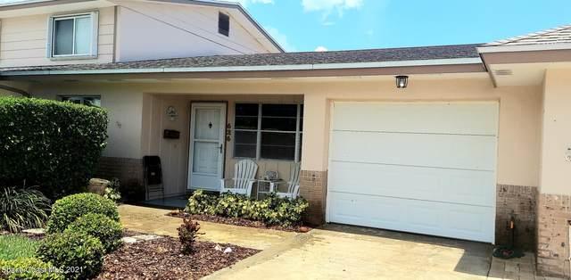 626 Desoto Lane, Indian Harbour Beach, FL 32937 (MLS #911551) :: Keller Williams Realty Brevard