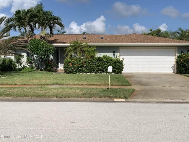 640 Hibiscus Drive, Satellite Beach, FL 32937 (MLS #911568) :: Keller Williams Realty Brevard