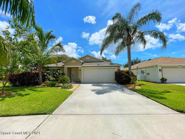 1258 Auburn Lakes Drive, Rockledge, FL 32955 (MLS #911570) :: Premier Home Experts