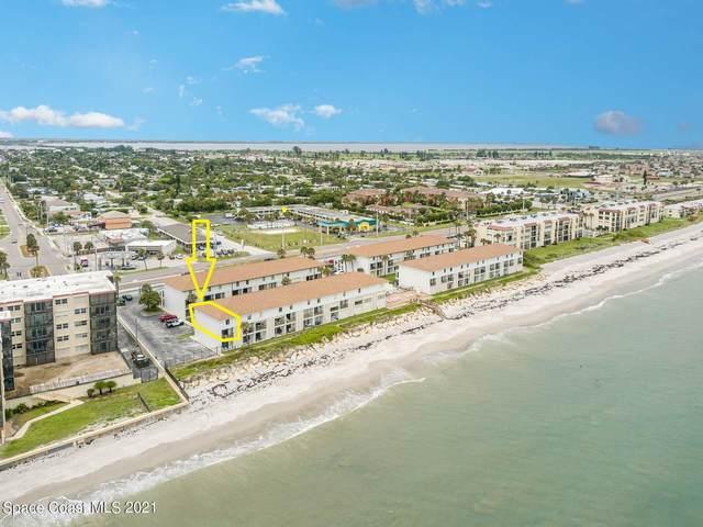 199 Highway A1a B201, Satellite Beach, FL 32937 (MLS #911574) :: Keller Williams Realty Brevard