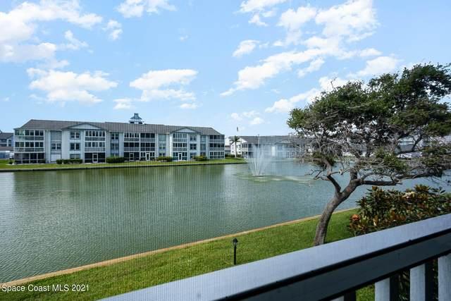 520 S Brevard Avenue #225, Cocoa Beach, FL 32931 (MLS #911578) :: Premium Properties Real Estate Services