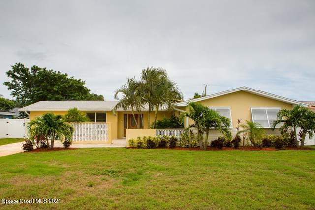 1215 Seminole Drive, Indian Harbour Beach, FL 32937 (MLS #911589) :: Keller Williams Realty Brevard