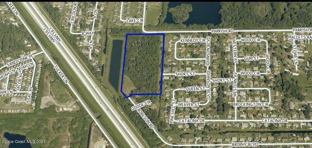 Unknown Robeson Road, West Cocoa, FL 32926 (MLS #911592) :: Keller Williams Realty Brevard