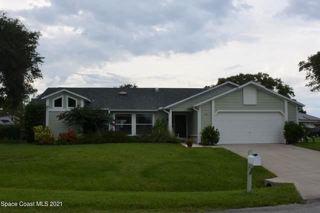 497 Erma Court NE, Palm Bay, FL 32907 (MLS #911595) :: Blue Marlin Real Estate