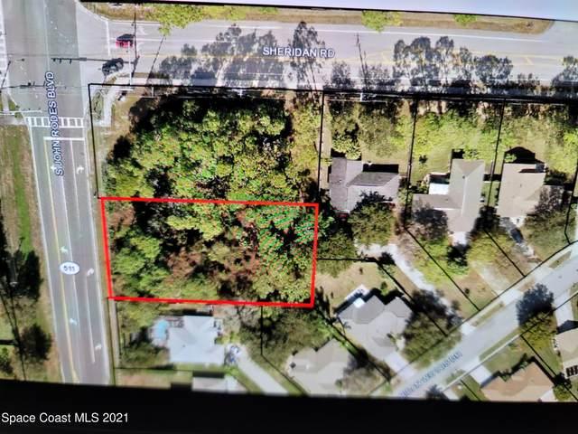 0000 S John Rhodes Boulevard, West Melbourne, FL 32904 (MLS #911596) :: Blue Marlin Real Estate