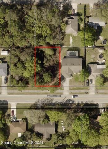 967 Waco Boulevard SE, Palm Bay, FL 32909 (MLS #911601) :: Keller Williams Realty Brevard