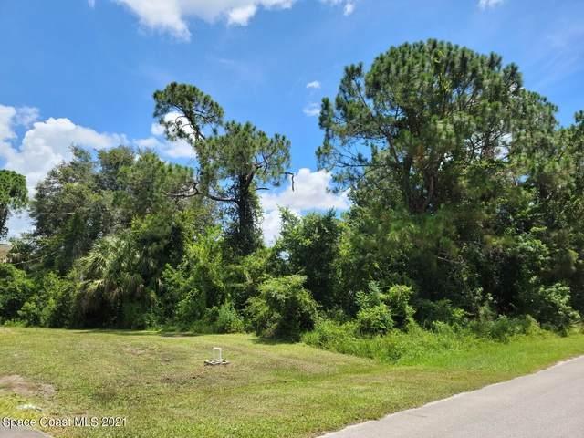 398 Warner Road SW, Palm Bay, FL 32908 (MLS #911613) :: Vacasa Real Estate