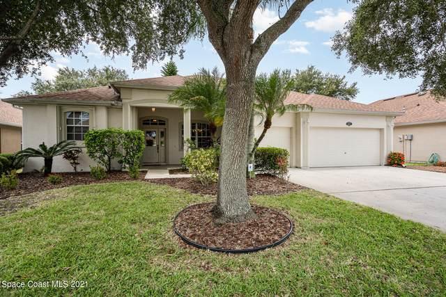 4267 Montreaux Avenue, Melbourne, FL 32934 (MLS #911615) :: Blue Marlin Real Estate