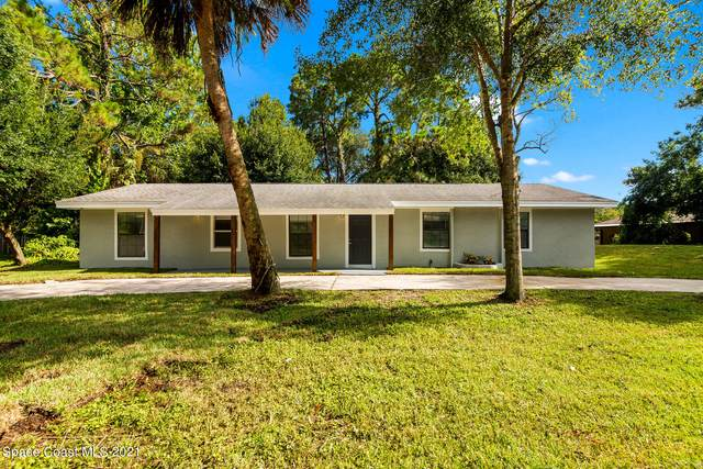 4610 S Friday Circle, Cocoa, FL 32926 (MLS #911635) :: Engel & Voelkers Melbourne Central