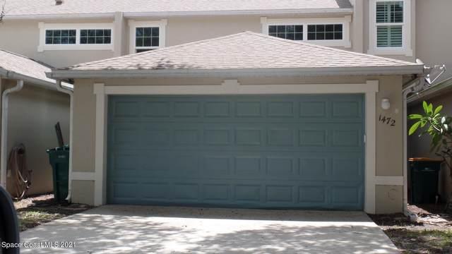 1472 Beechfern Drive, Melbourne, FL 32935 (MLS #911649) :: Blue Marlin Real Estate