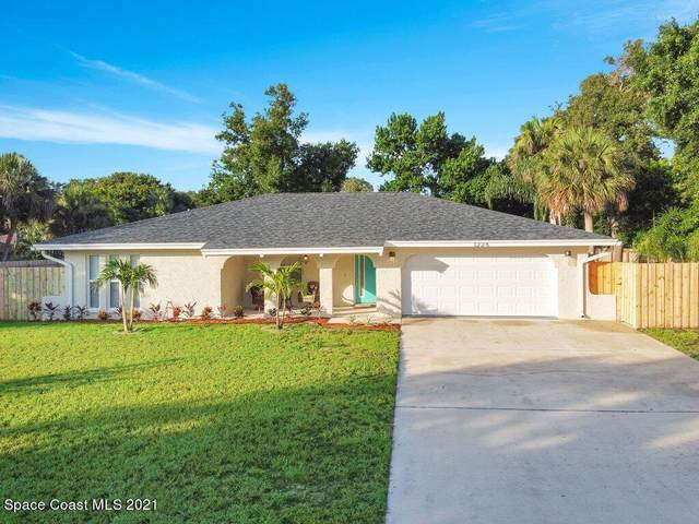 1225 Leslie Drive, Merritt Island, FL 32952 (MLS #911652) :: Blue Marlin Real Estate
