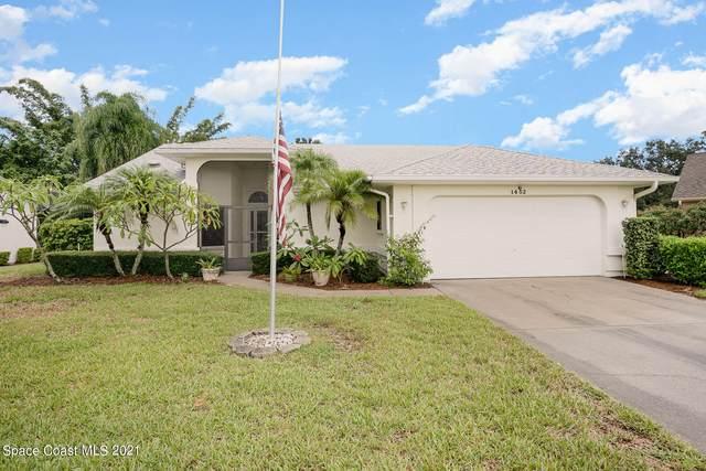 1452 Goldrush Avenue, Melbourne, FL 32940 (MLS #911653) :: Premier Home Experts