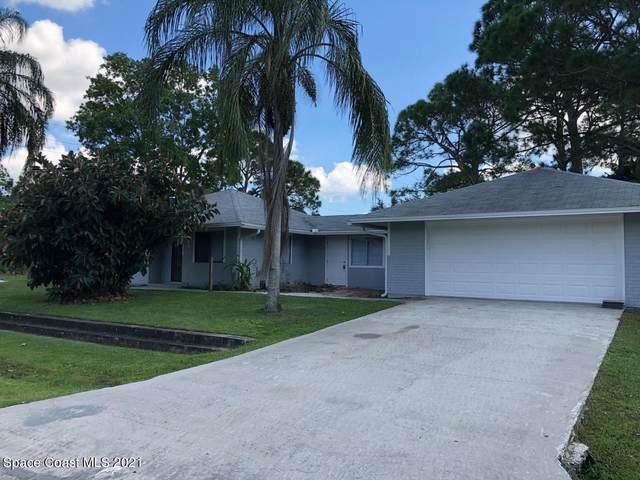 418 Entrada Street SE, Palm Bay, FL 32909 (MLS #911656) :: Engel & Voelkers Melbourne Central
