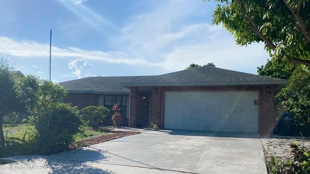 1312 Mohegan SE, Palm Bay, FL 32909 (MLS #911665) :: Blue Marlin Real Estate