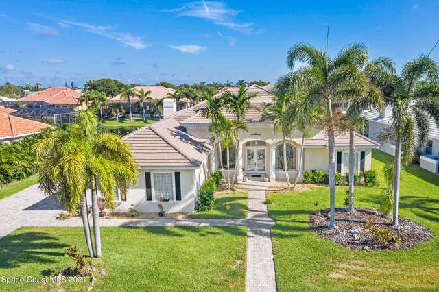 312 Flanders Drive, Indialantic, FL 32903 (MLS #911670) :: Blue Marlin Real Estate