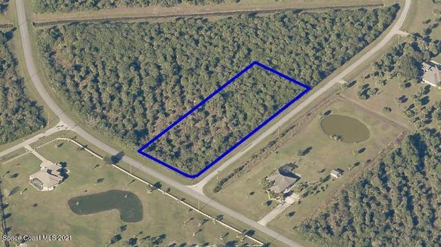 000 Corner Of Deer Run Rd & Trout, Palm Bay, FL 32909 (MLS #911680) :: Vacasa Real Estate