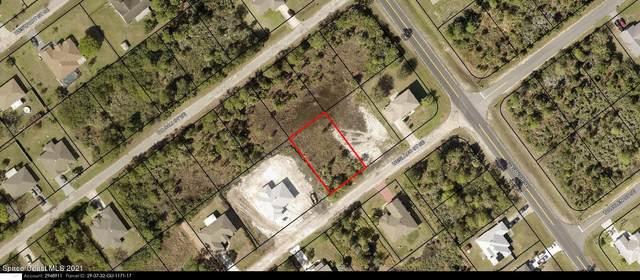 983 Weslaco Street SE, Palm Bay, FL 32909 (MLS #911687) :: Blue Marlin Real Estate