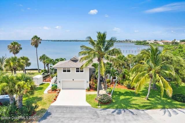 480 Spoonbill Lane, Melbourne Beach, FL 32951 (MLS #911692) :: Keller Williams Realty Brevard