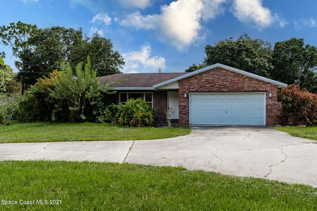 838 Knecht Road NE, Palm Bay, FL 32905 (#911701) :: The Reynolds Team | Compass