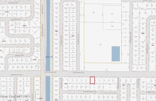 2870 Jupiter Boulevard SE, Palm Bay, FL 32909 (MLS #911705) :: Engel & Voelkers Melbourne Central