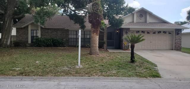 2225 Plantation Drive, Melbourne, FL 32935 (MLS #911713) :: Blue Marlin Real Estate