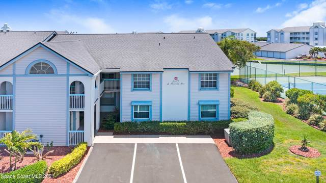 530 S Brevard Avenue #315, Cocoa Beach, FL 32931 (MLS #911714) :: Premium Properties Real Estate Services