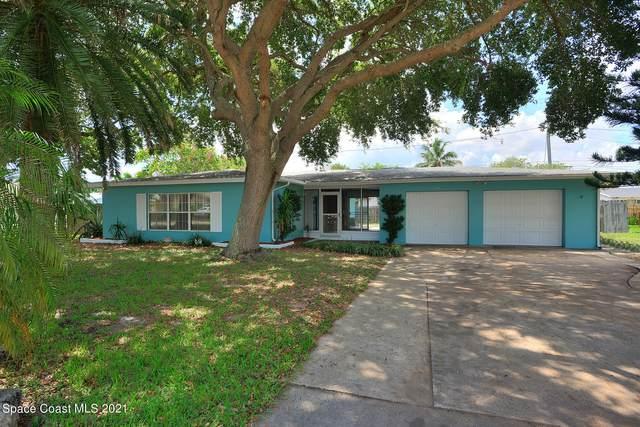 555 Cinnamon Drive, Satellite Beach, FL 32937 (MLS #911715) :: Blue Marlin Real Estate