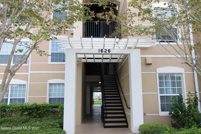 1626 Peregrine Circle #208, Rockledge, FL 32955 (MLS #911716) :: Premier Home Experts
