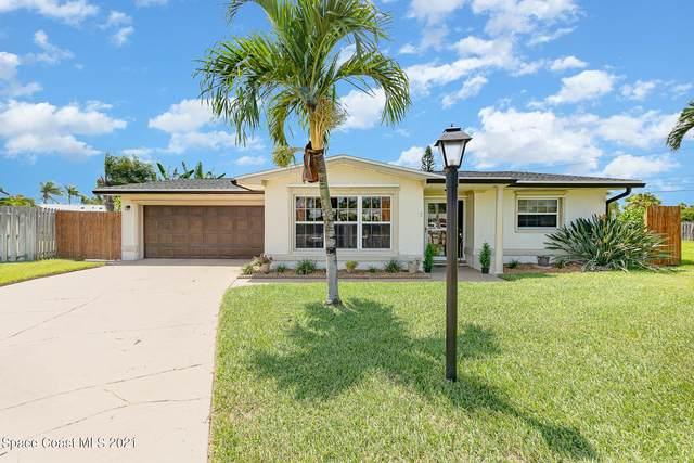 120 Mars Court, Indialantic, FL 32903 (MLS #911723) :: Blue Marlin Real Estate