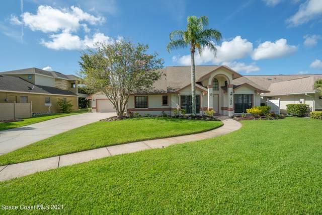 3450 Savannahs Trail, Merritt Island, FL 32953 (MLS #911732) :: Premier Home Experts