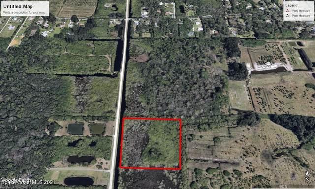 00 Judson Road, Merritt Island, FL 32953 (MLS #911733) :: Premier Home Experts