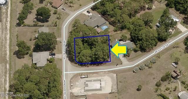 1195 Wesley Lane SW, Palm Bay, FL 32908 (MLS #911734) :: Vacasa Real Estate