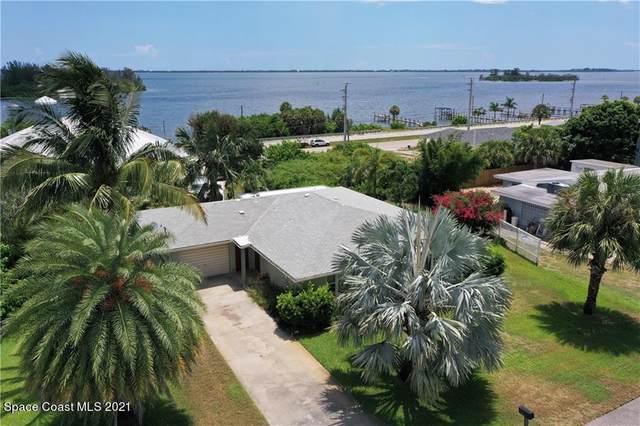 7181 Blue Shore Road, Grant, FL 32949 (MLS #911747) :: Blue Marlin Real Estate