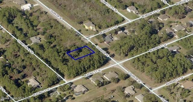 1240 Cogan Drive SE, Palm Bay, FL 32909 (MLS #911760) :: Blue Marlin Real Estate