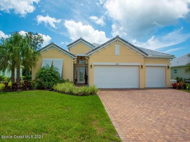 2529 Saint Lucia Circle, Vero Beach, FL 32967 (MLS #911767) :: Premium Properties Real Estate Services