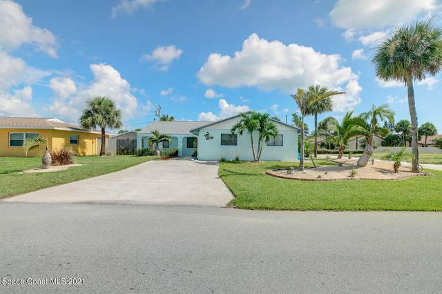 300 Bahama Drive, Indialantic, FL 32903 (MLS #911772) :: Blue Marlin Real Estate