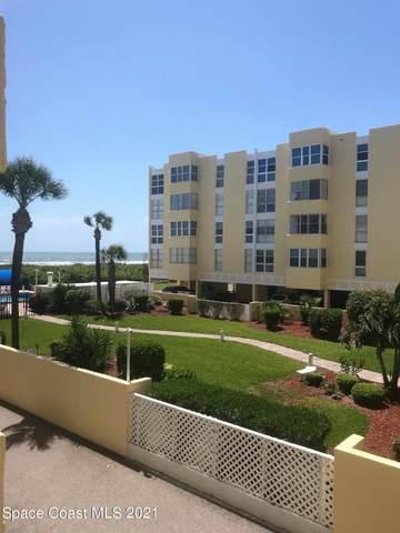 4700 Ocean Beach Boulevard #221, Cocoa Beach, FL 32931 (MLS #911773) :: Premium Properties Real Estate Services