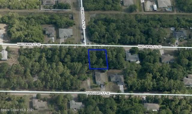 410 Halloran Street SE, Palm Bay, FL 32909 (MLS #911777) :: Blue Marlin Real Estate