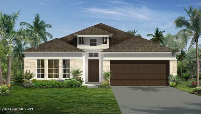 515 Kyler Drive, Palm Bay, FL 32907 (MLS #911778) :: Blue Marlin Real Estate