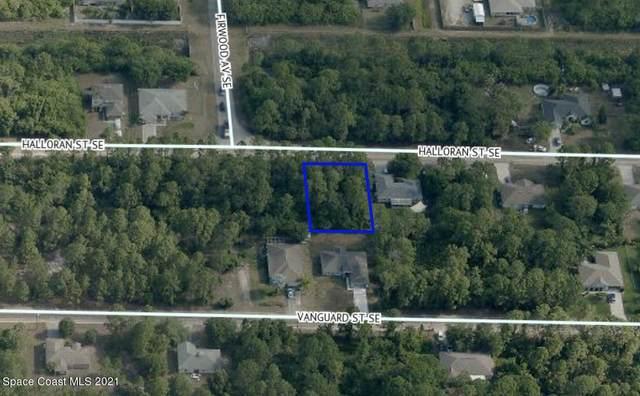 420 Halloran Street SE, Palm Bay, FL 32909 (MLS #911779) :: Blue Marlin Real Estate