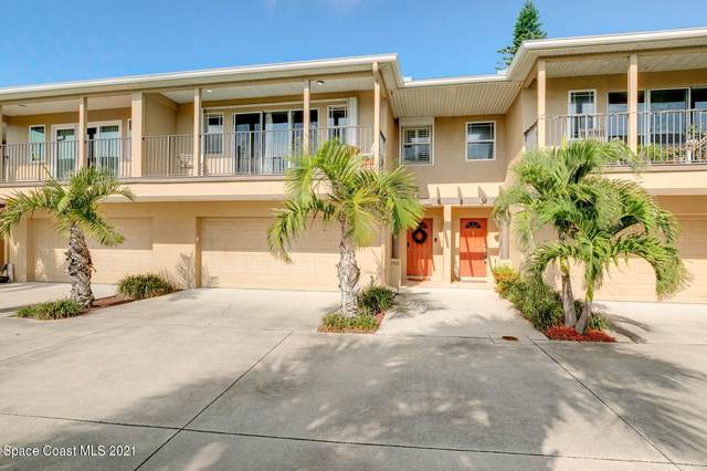 1922 Cato Court #6, Indialantic, FL 32903 (MLS #911785) :: Blue Marlin Real Estate