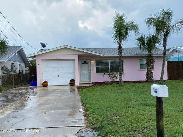 835 E 16th Avenue, New Smyrna Beach, FL 32169 (MLS #911786) :: Premium Properties Real Estate Services