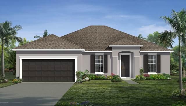 2335 Fallkirk Avenue, Palm Bay, FL 32908 (MLS #911787) :: Blue Marlin Real Estate