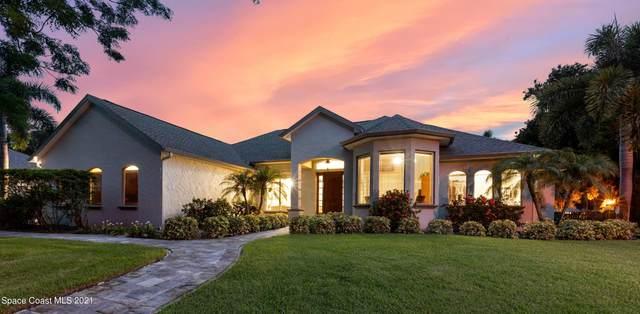 4245 Blossom Circle, Merritt Island, FL 32952 (MLS #911791) :: Premier Home Experts