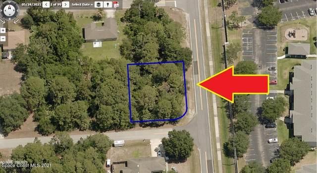 601 Corner Lot On Sanford Street Street SW, Palm Bay, FL 32908 (MLS #911792) :: Blue Marlin Real Estate