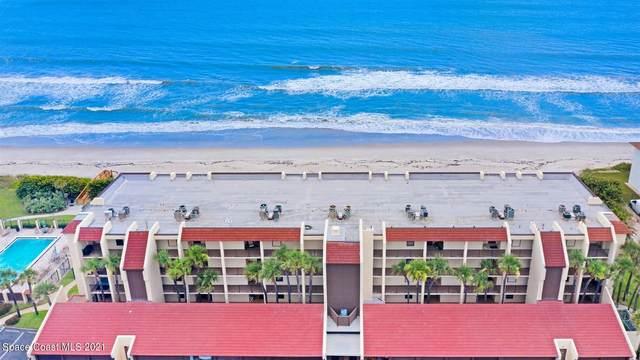 175 Highway A1a #109, Satellite Beach, FL 32937 (MLS #911796) :: Blue Marlin Real Estate