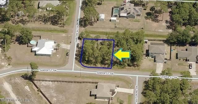 397 Sawyer Street SW, Palm Bay, FL 32908 (MLS #911800) :: Blue Marlin Real Estate