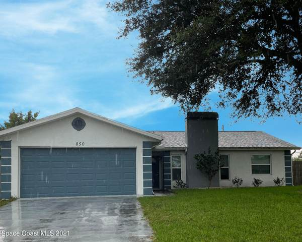 850 Hamm Street NW, Palm Bay, FL 32907 (MLS #911801) :: Dalton Wade Real Estate Group