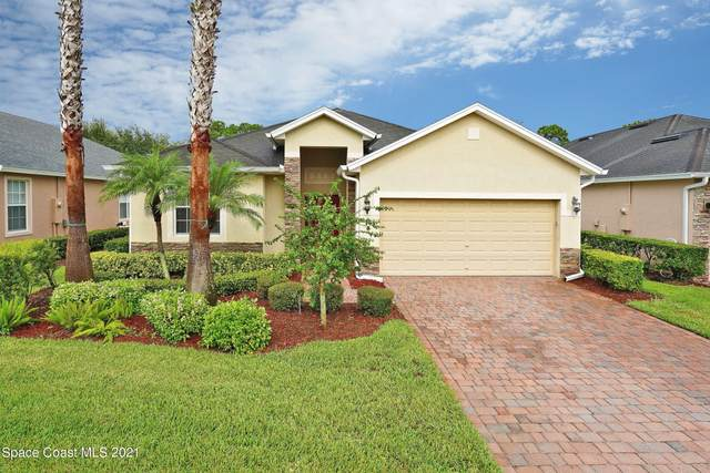 661 Remington Green Drive SE, Palm Bay, FL 32909 (MLS #911805) :: Blue Marlin Real Estate
